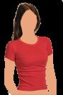 חולצת ריב - צווארון עגול